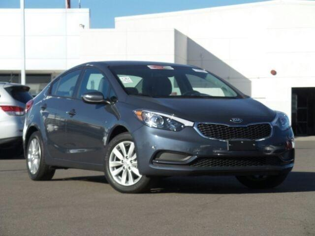 2014 Kia Forte 4d Sedan Lx For Sale In Phoenix Arizona