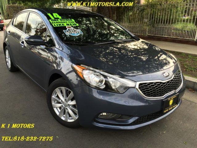 2014 kia forte ex 1 owner automatic super clean like new for sale in north hollywood. Black Bedroom Furniture Sets. Home Design Ideas