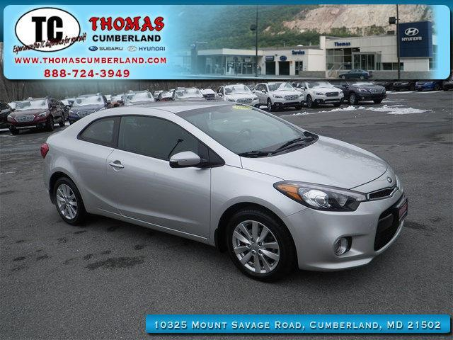 2014 kia forte koup ex ex 2dr coupe 6a for sale in cumberland maryland classified. Black Bedroom Furniture Sets. Home Design Ideas