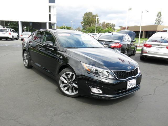 2014 kia optima 4dr car sx turbo for sale in irvine. Black Bedroom Furniture Sets. Home Design Ideas