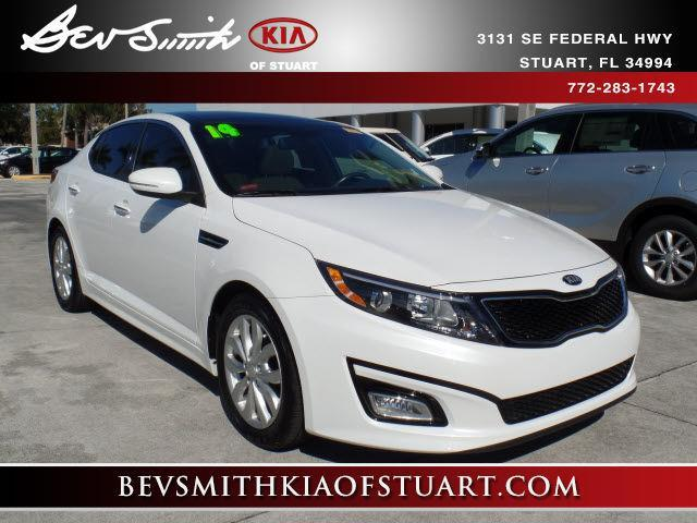 2014 Kia Optima EX EX 4dr Sedan