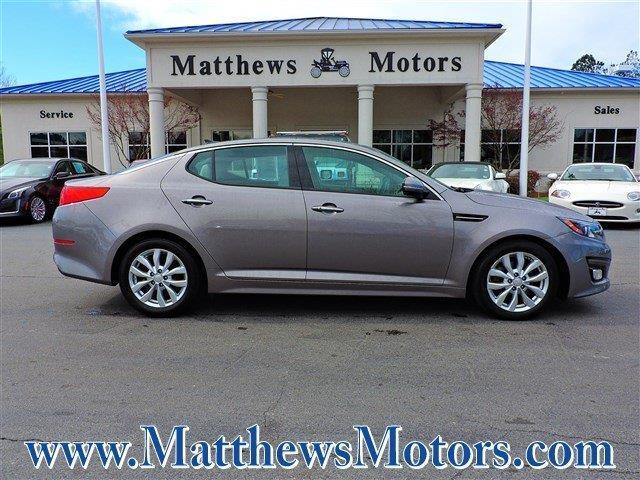 2014 kia optima ex ex 4dr sedan for sale in goldsboro for Matthews motors goldsboro nc