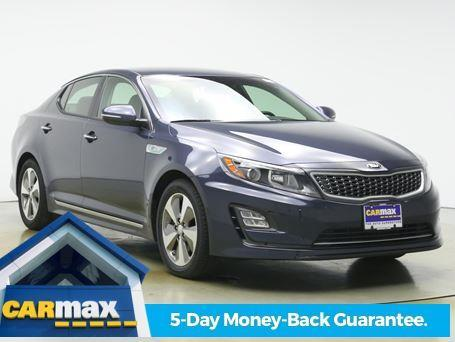 2014 Kia Optima Hybrid EX EX 4dr Sedan