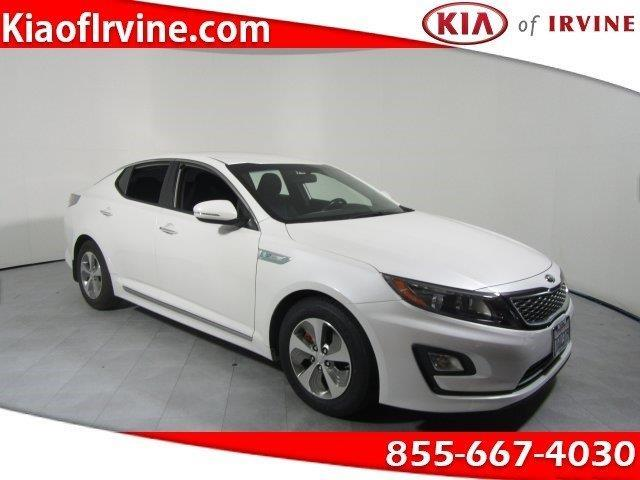 2014 Kia Optima Hybrid LX LX 4dr Sedan