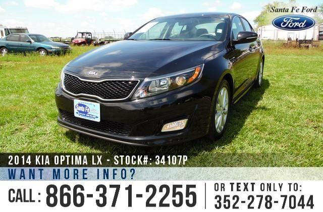 2014 Kia Optima LX - 29K Miles - Finance Here!