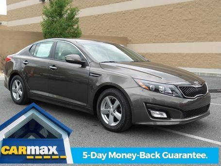 2014 Kia Optima LX LX 4dr Sedan