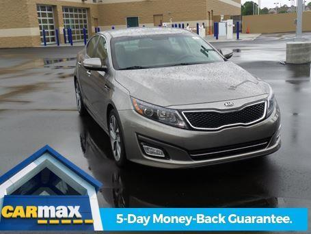 2014 Kia Optima SX SX 4dr Sedan