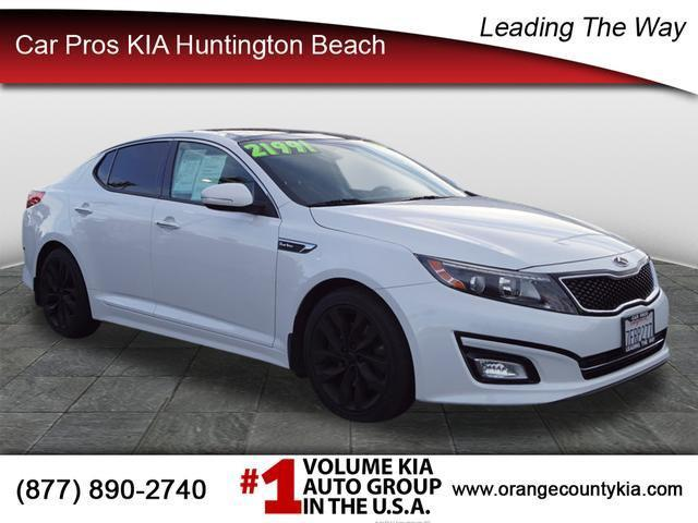 2014 kia optima sx turbo sx turbo 4dr sedan for sale in huntington beach california classified. Black Bedroom Furniture Sets. Home Design Ideas