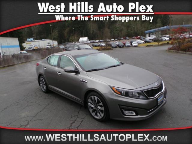 2014 kia optima sx turbo sx turbo 4dr sedan for sale in bremerton washington classified. Black Bedroom Furniture Sets. Home Design Ideas