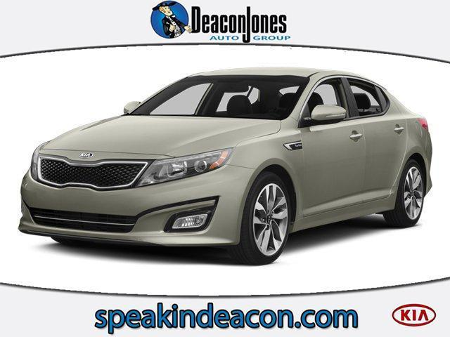Kia Dealerships In Nc >> 2014 Kia Optima SX Turbo SX Turbo 4dr Sedan for Sale in ...