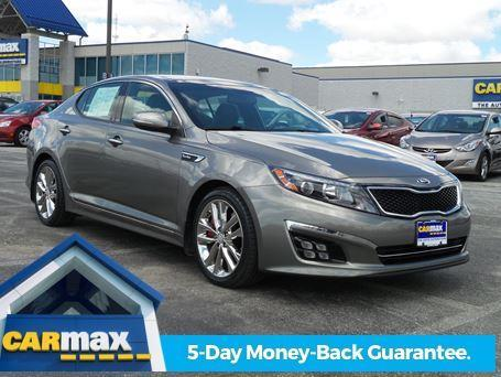 2014 Kia Optima SX Turbo SX Turbo 4dr Sedan