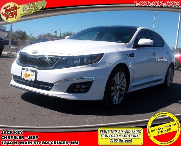 2014 kia optima sxl turbo 4dr sedan for sale in las cruces new mexico classified. Black Bedroom Furniture Sets. Home Design Ideas