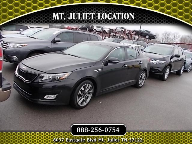 2014 kia optima sxl turbo 4dr sedan for sale in mount juliet tennessee classified. Black Bedroom Furniture Sets. Home Design Ideas
