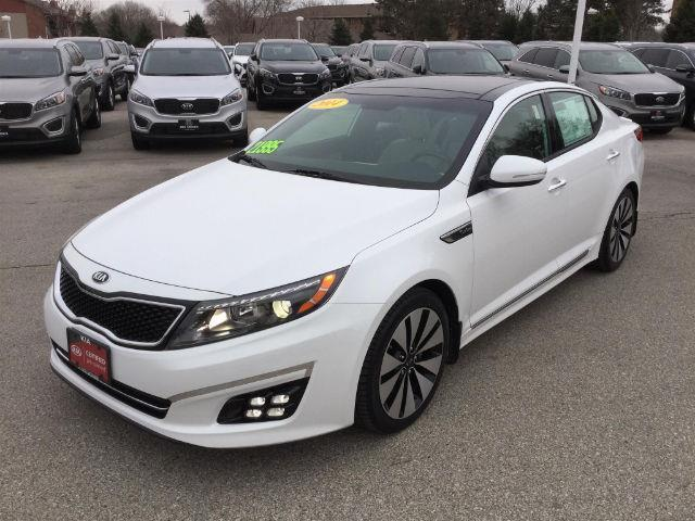 2014 kia optima sxl turbo sxl turbo 4dr sedan for sale in des moines iowa classified. Black Bedroom Furniture Sets. Home Design Ideas