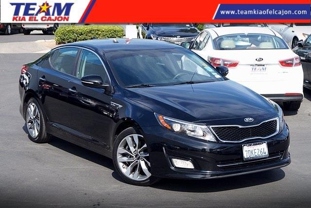 2014 Kia Optima SXL Turbo SXL Turbo 4dr Sedan