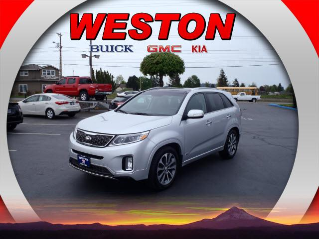 2014 kia sorento awd sx 4dr suv for sale in gresham oregon classified. Black Bedroom Furniture Sets. Home Design Ideas
