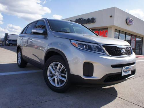 2014 kia sorento crossover lx for sale in denton texas classified. Black Bedroom Furniture Sets. Home Design Ideas