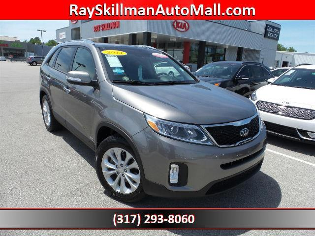 2014 kia sorento ex awd ex 4dr suv v6 for sale in indianapolis indiana classified. Black Bedroom Furniture Sets. Home Design Ideas