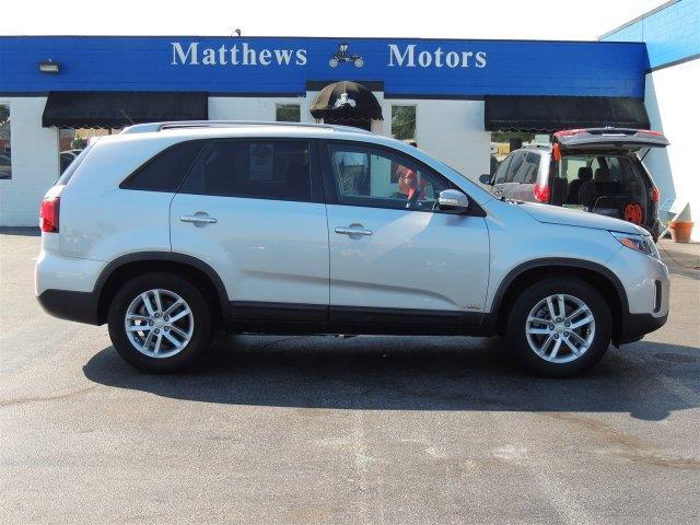 2014 kia sorento lx awd lx 4dr suv for sale in goldsboro for Matthews motors goldsboro nc