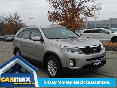 2014 kia sorento lx lx 4dr suv for sale in cincinnati ohio classified. Black Bedroom Furniture Sets. Home Design Ideas