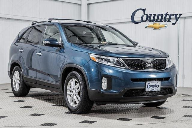 2014 kia sorento lx lx 4dr suv for sale in airlie virginia classified. Black Bedroom Furniture Sets. Home Design Ideas