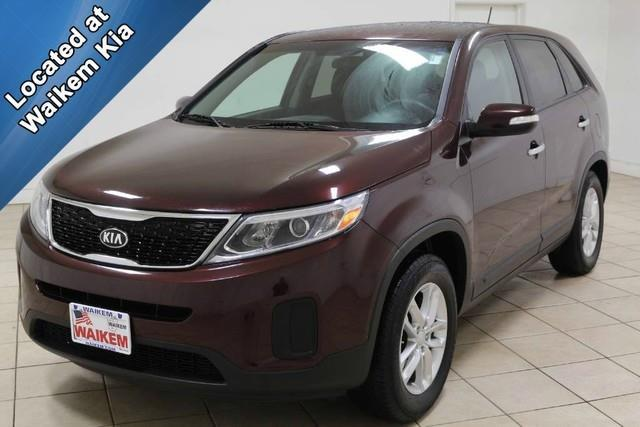 2014 kia sorento lx lx 4dr suv for sale in massillon ohio classified. Black Bedroom Furniture Sets. Home Design Ideas