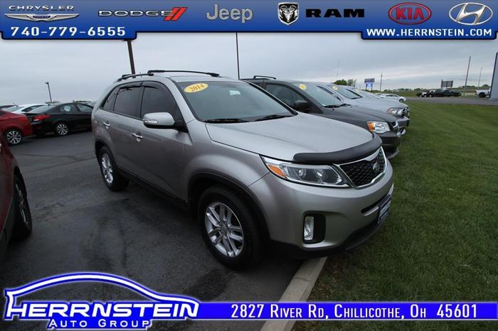 2014 kia sorento lx lx 4dr suv for sale in chillicothe. Black Bedroom Furniture Sets. Home Design Ideas