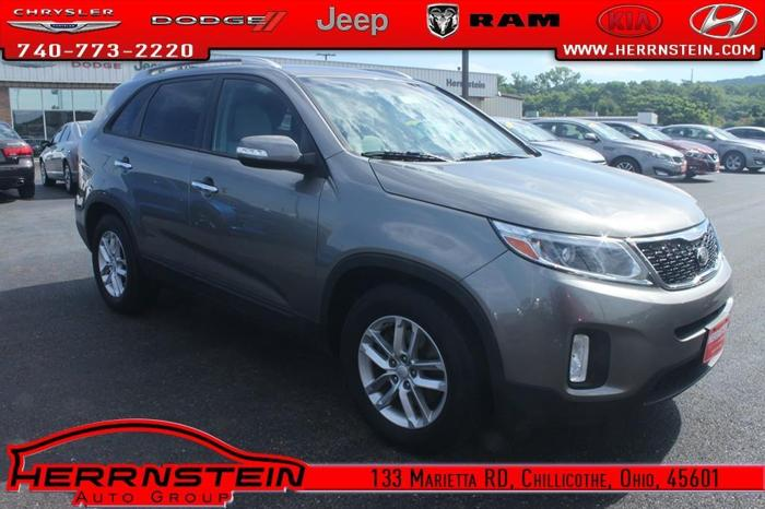 2014 kia sorento lx lx 4dr suv for sale in chillicothe ohio classified. Black Bedroom Furniture Sets. Home Design Ideas