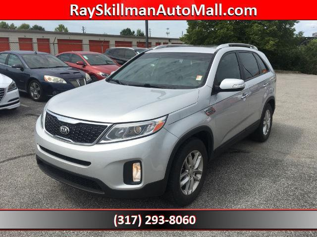 2014 kia sorento lx lx 4dr suv for sale in indianapolis indiana classified. Black Bedroom Furniture Sets. Home Design Ideas