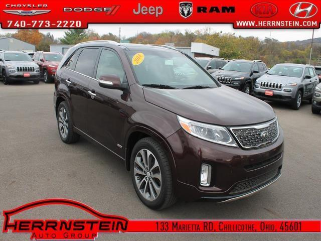 2014 kia sorento sx awd sx 4dr suv for sale in chillicothe ohio classified. Black Bedroom Furniture Sets. Home Design Ideas