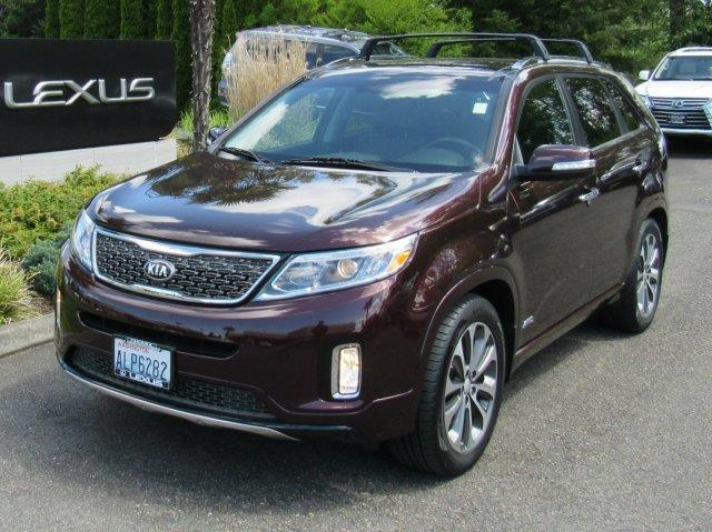 2014 kia sorento sx awd sx 4dr suv for sale in tacoma washington classified. Black Bedroom Furniture Sets. Home Design Ideas