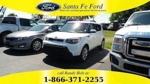 2014 KIA SOUL 4 DOOR HATCHBACK