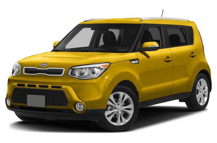 2014 Kia Soul + + 4dr Wagon