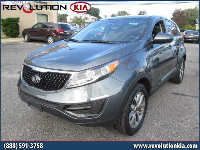 2014 kia sportage awd lx 4dr suv for sale in heer park new york classified. Black Bedroom Furniture Sets. Home Design Ideas