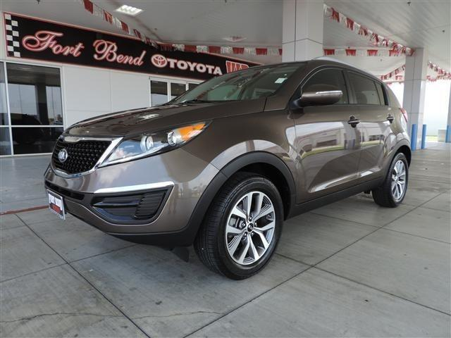 2014 kia sportage lx 4dr suv for sale in richmond texas classified. Black Bedroom Furniture Sets. Home Design Ideas