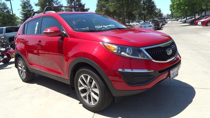 2014 kia sportage lx lx 4dr suv for sale in fresno california classified. Black Bedroom Furniture Sets. Home Design Ideas