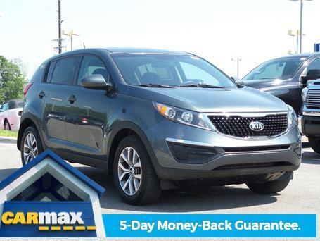2014 kia sportage lx lx 4dr suv for sale in knoxville tennessee classified. Black Bedroom Furniture Sets. Home Design Ideas
