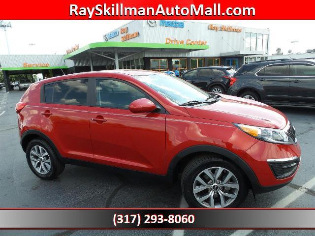 2014 Kia Sportage Lx Lx 4dr Suv For Sale In Indianapolis