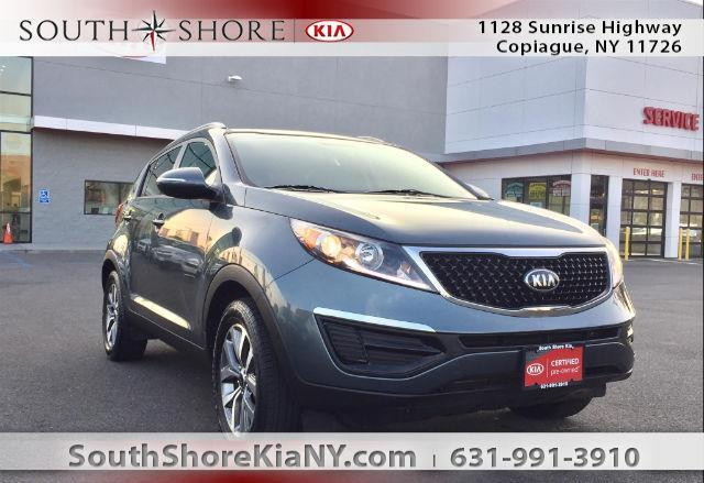 kia sportage lx lx dr suv  sale  copiague  york classified americanlistedcom