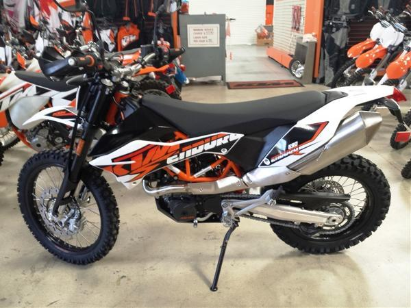 2014 ktm 690 enduro r for sale in orange california classified. Black Bedroom Furniture Sets. Home Design Ideas
