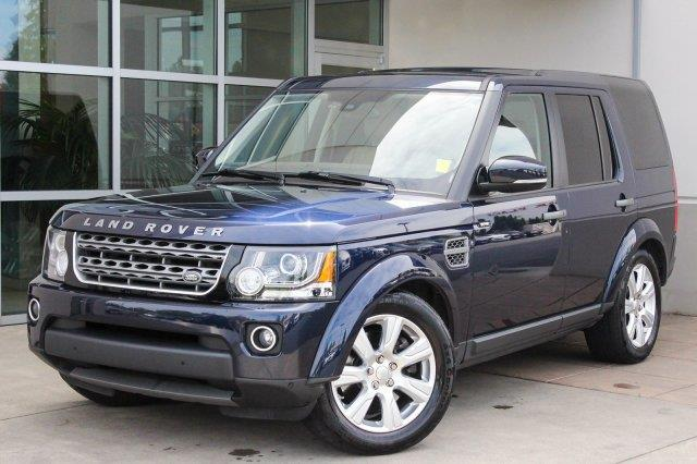 2014 Land Rover LR4 HSE 4x4 HSE 4dr SUV