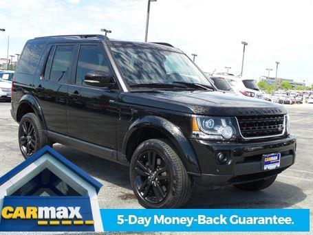 2014 Land Rover LR4 HSE LUX 4x4 HSE LUX 4dr SUV