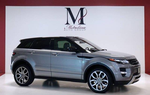 2014 land rover range rover evoque dynamic awd dynamic 4dr suv for sale in charlotte north. Black Bedroom Furniture Sets. Home Design Ideas