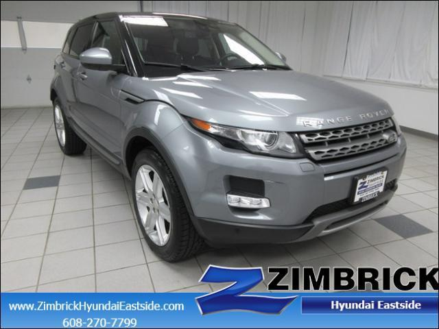 2014 land rover range rover evoque pure plus awd pure plus 4dr suv for sale in madison. Black Bedroom Furniture Sets. Home Design Ideas