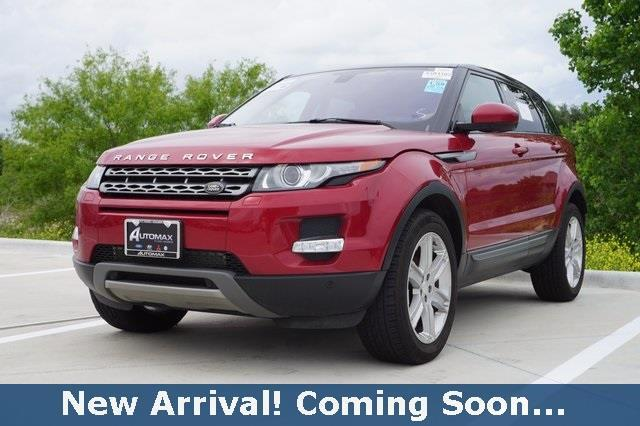 2014 land rover range rover evoque pure plus awd pure plus 4dr suv for sale in killeen texas. Black Bedroom Furniture Sets. Home Design Ideas