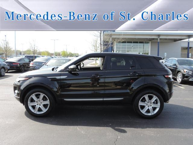 2014 land rover range rover evoque pure plus awd pure plus 4dr suv for sale in saint charles. Black Bedroom Furniture Sets. Home Design Ideas