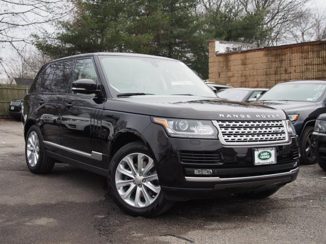 2014 Land Rover Range Rover HSE 4x4 HSE 4dr SUV