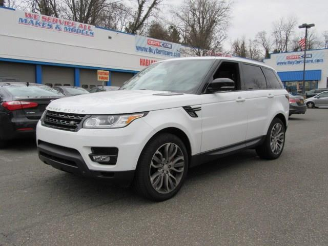 2014 Land Rover Range Rover Sport Supercharged 4x4