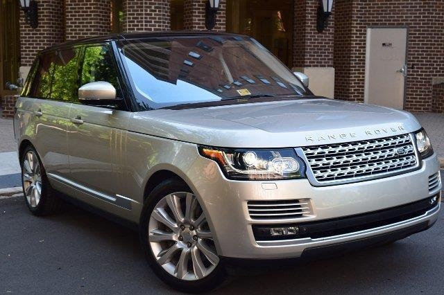 2014 Land Rover Range Rover Supercharged 4x4