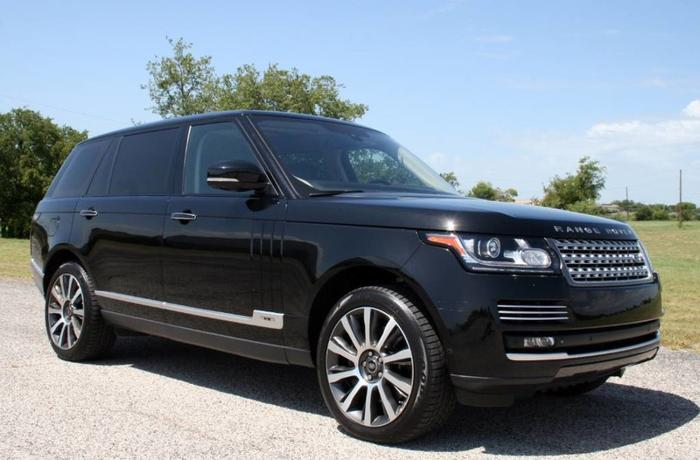 2014 land rover range rover supercharged autobiography lwb for sale in houston texas classified. Black Bedroom Furniture Sets. Home Design Ideas